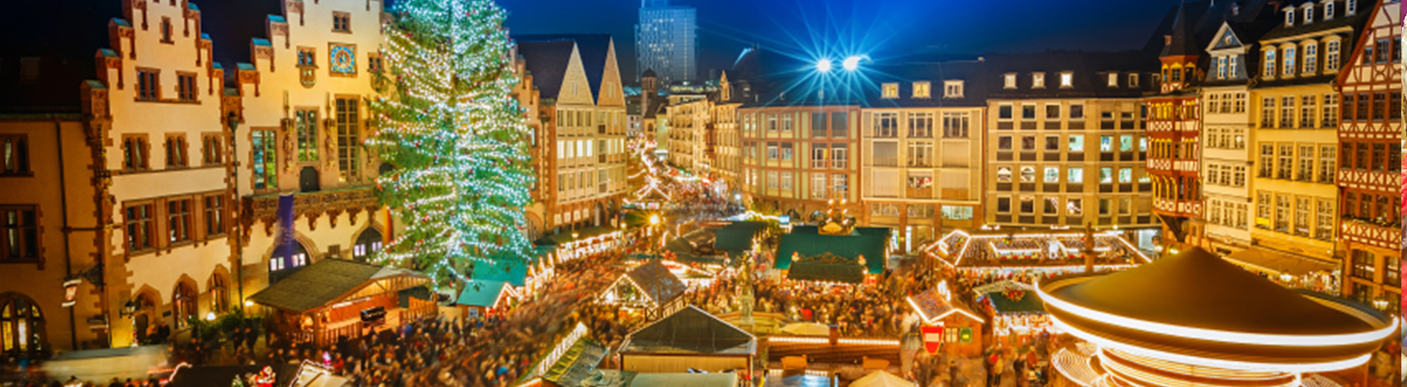 Explore wonderful Christmas Markets and beautiful scenery this winter with Experience Germany Travel
