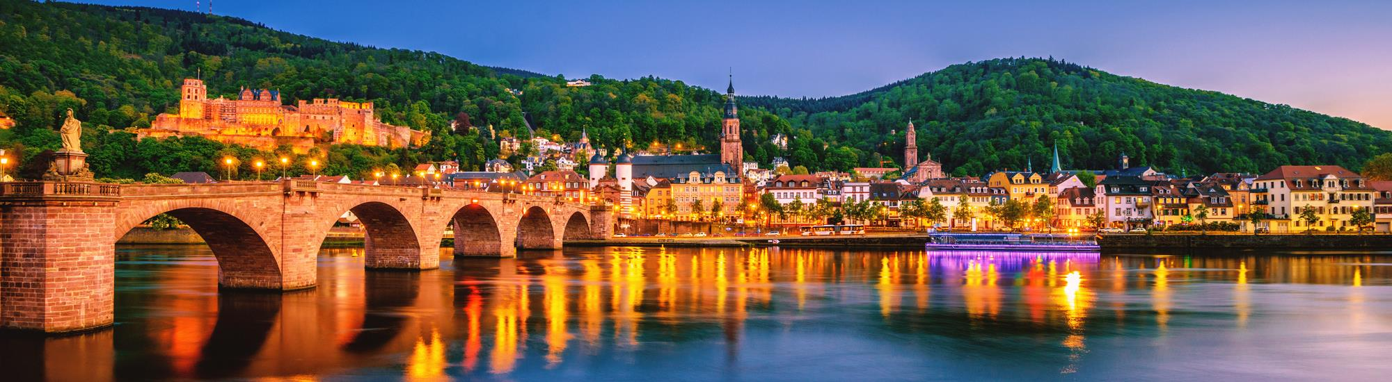 Summer in Germany - mountains, rivers, cities, vineyards, and even beaches with Experience Germany Travel